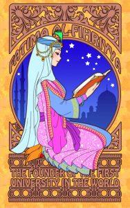 fatima_al_fihriyya_art_nouveau_by_nayzak-d507jxk