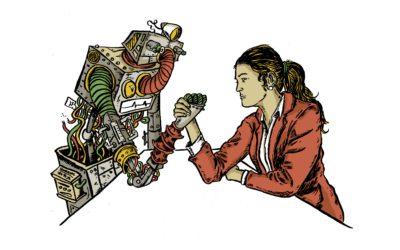 Smarte roboter kan bli en feministisk revolusjon