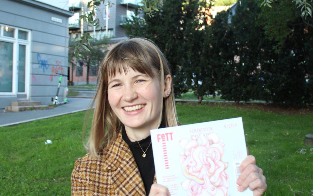Internrevisjonen: 5 kjappe med Hanne Skogvang