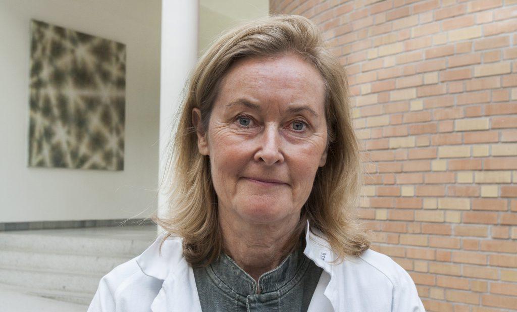 Foto av lege Anne Lise Helgesen