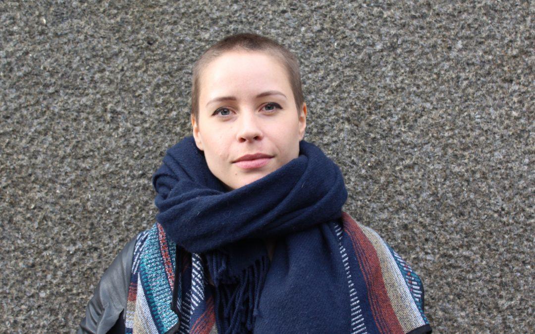 Sofie Frost: Ikke lenger stille