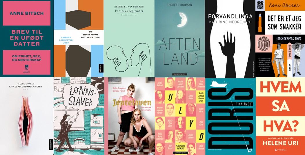 Feministens guide til bokhøsten
