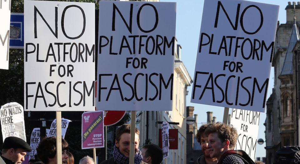 En het potet: No platforming